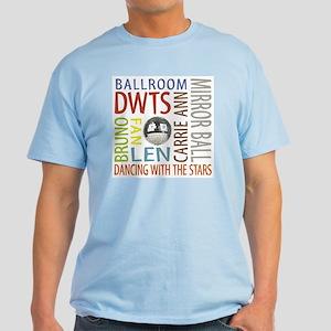 DWTS Fan Light T-Shirt