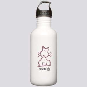 dog & bone Stainless Water Bottle 1.0L