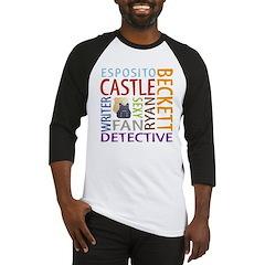 Castle Fan Baseball Jersey