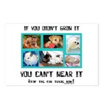 If You Didn't Grow It Postcards (Package of 8)