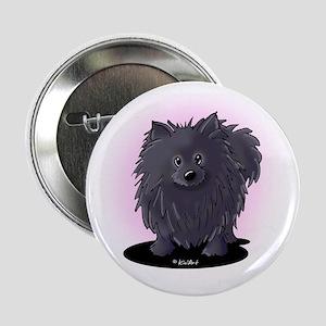 """Suki Bear Pom 2.25"""" Button"""