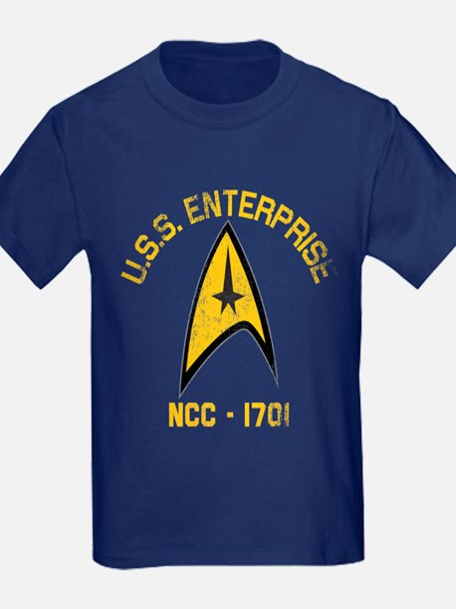 U.S.S. Enterprise Retro T