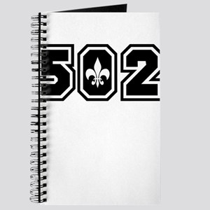 502 Black Journal