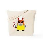 Evil Candy Corn Tote Bag