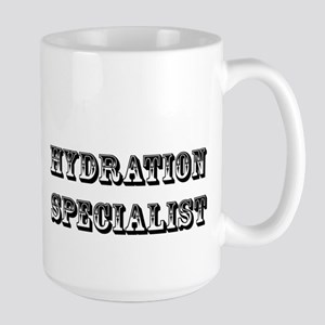 Hydration Specialist Large Mug