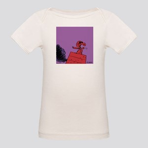 Curse You Red Baron! Organic Baby T-Shirt