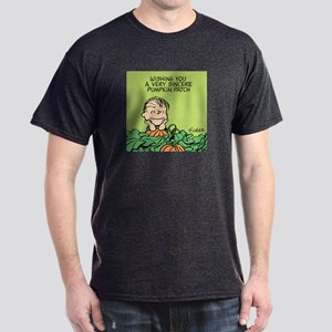 Sincere Pumpkin Patch Dark T-Shirt