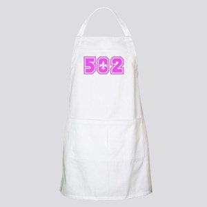 502 Pink Apron