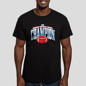 2011 FFL Champion Men's Fitted T-Shirt (dark)