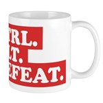 CTRL. ALT. DEFEAT. Mug