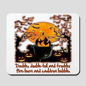 Cauldron Mousepad