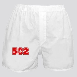 502 red Boxer Shorts