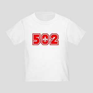 502 red Toddler T-Shirt