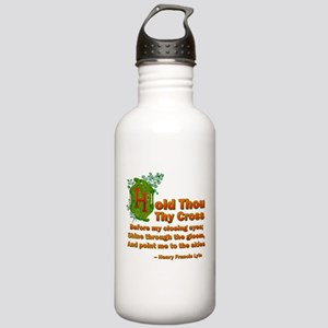 Hold Thou Thy Cross Stainless Water Bottle 1.0L
