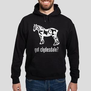 Clydesdale Hoodie (dark)