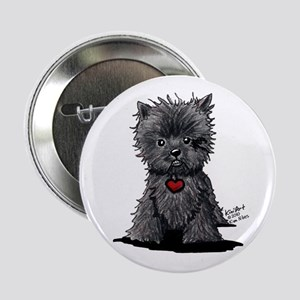"Affenpinscher 2.25"" Button"