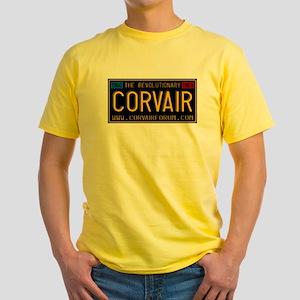 Revolutionary Vintage Plate Yellow T-Shirt