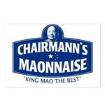 CHAIRMANN'S MAONNAISE Postcards (Package of 8)