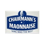 CHAIRMANN'S MAONNAISE Rectangle Magnet (100 pack)