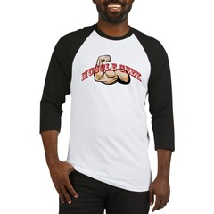Muscle Geek Baseball Jersey
