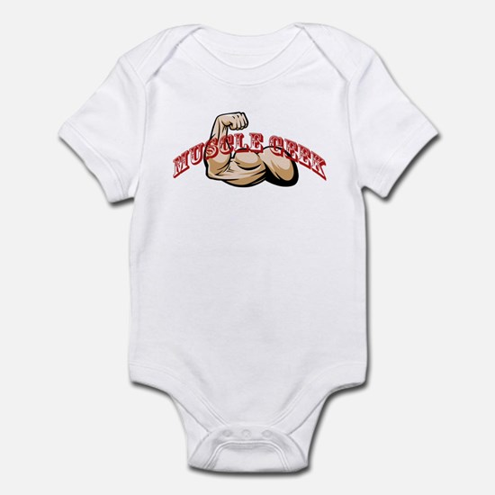 Muscle Geek Infant Bodysuit