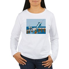 blue malrin T-Shirt