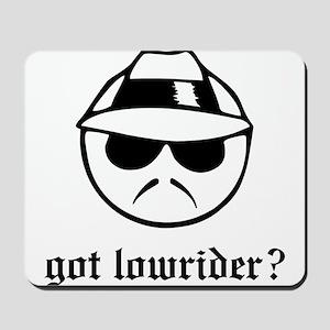 Lowrider Mousepad