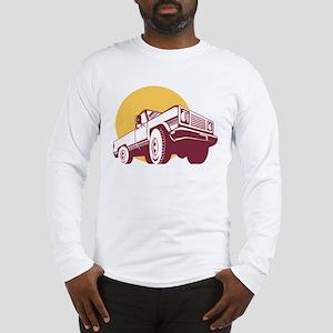pick-up truck Long Sleeve T-Shirt