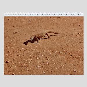 Goanna Outback Wall Calendar