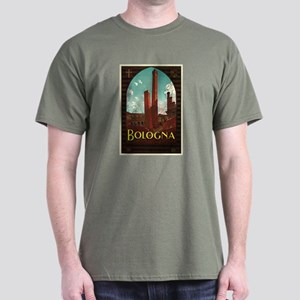 Trematore Bologna Italy Dark T-Shirt