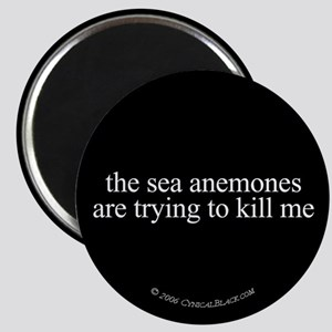 Anemone Paranoia Magnet