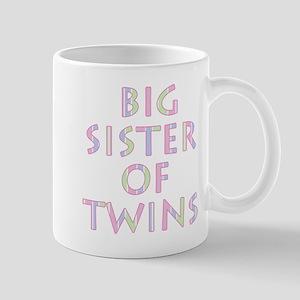Big Sister of Twins Mug