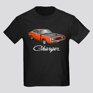 Australian Charger Kids Dark T-Shirt