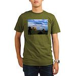 Red Rock Country Organic Men's T-Shirt (dark)