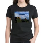 Red Rock Country Women's Dark T-Shirt