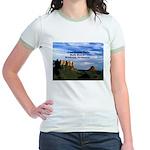 Red Rock Country Jr. Ringer T-Shirt