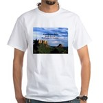 Red Rock Country White T-Shirt