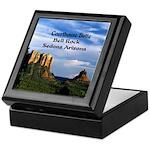 Red Rock Country Keepsake Box