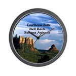 Red Rock Country Wall Clock