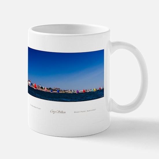 Rainbow Fleet Mug