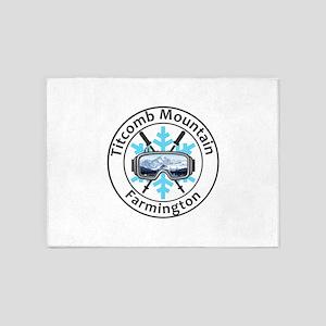Titcomb Mountain - Farmington - M 5'x7'Area Rug