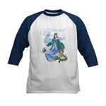 GARFaeries Kids Baseball Jersey