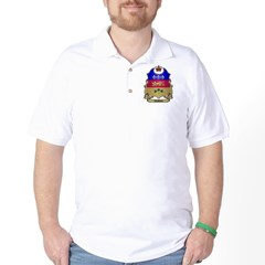 Quebec Shield Golf Shirt