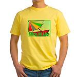 Travel Club Yellow T-Shirt