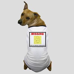 Missing Leprechaun Dog T-Shirt