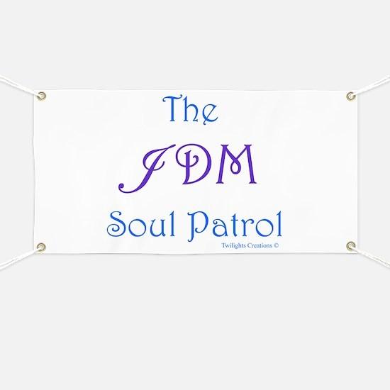 JDM Soul Patrol Banner