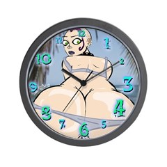 Time for some @ss Germaine Wall Clock