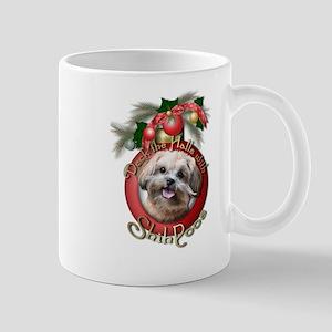 Christmas - Deck the Halls - ShihPoos Mug