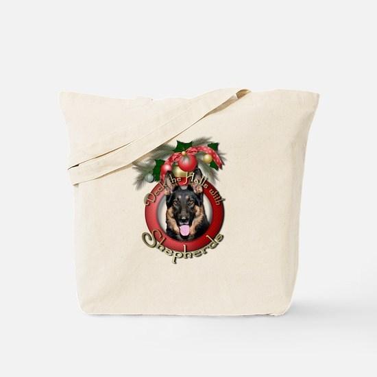 Christmas - Deck the Halls - Shepherds Tote Bag