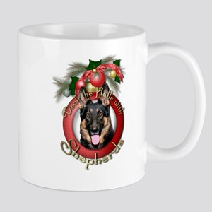 Christmas - Deck the Halls - Shepherds Mug